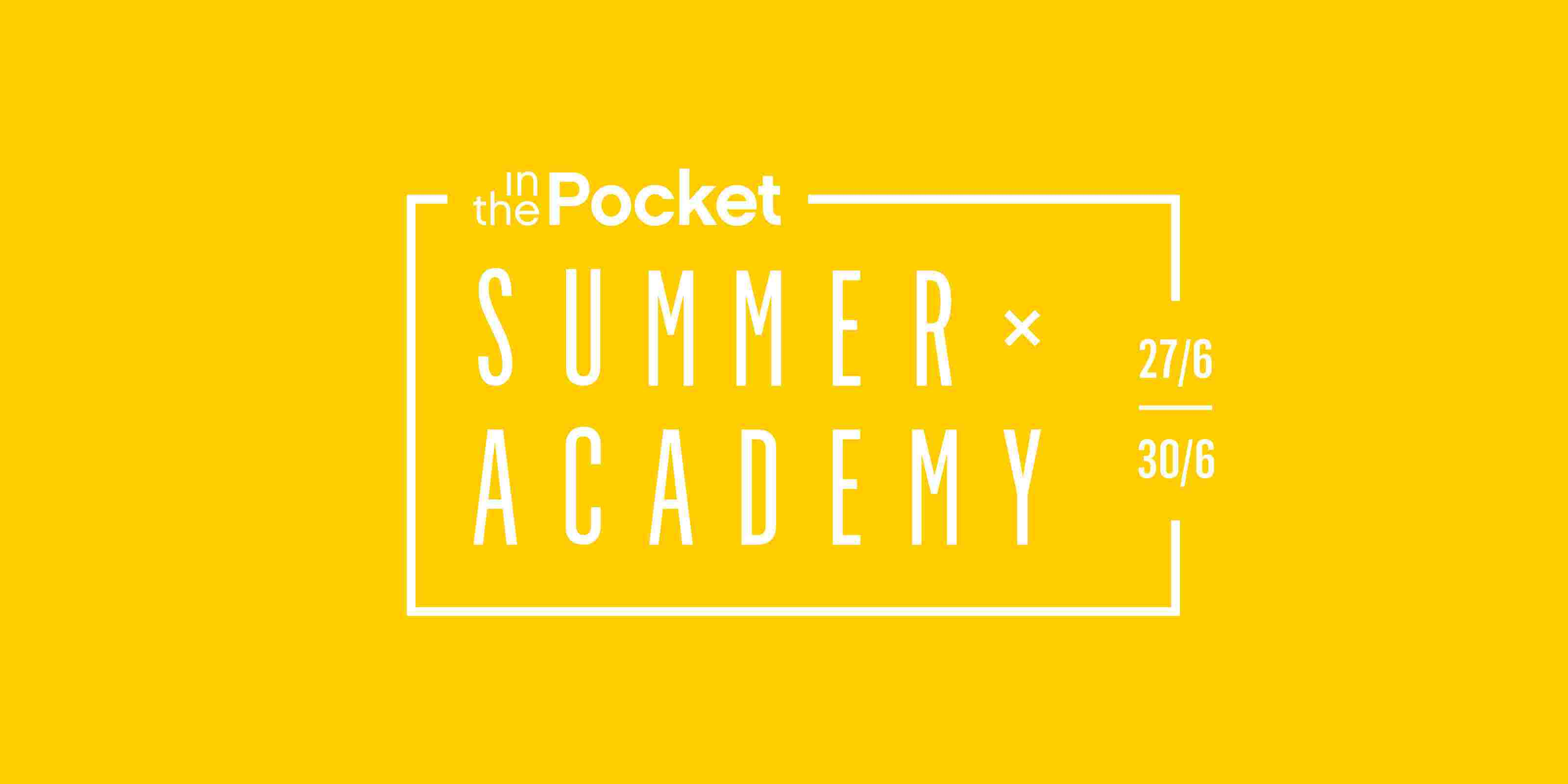 Meet our Summer Academy nominees! | In The Pocket